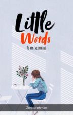 Little Words | ✓ by thecafemocha