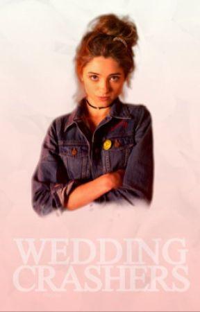WEDDING CRASHERS.   ( tom holland )  by rheesus