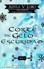 Corte de Gelo e Escuridão by dylaVieiraLobo