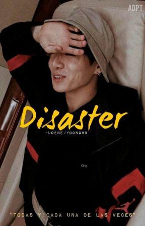Disaster. » j.jk by -uoene