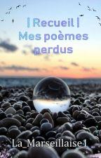 Recueil   Mes poèmes perdus by La_Marseillaise1