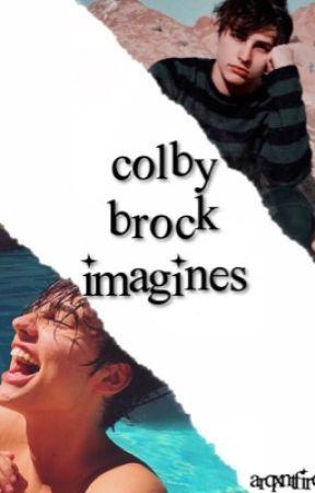 colby brock imagines by arqxntfire