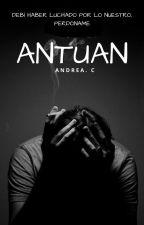 ANTUAN by CrazyForTheDucks