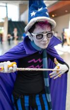 Magic | Eridan x Reader by Knight_of_Void