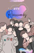 BTS REACCIONES  by MemeMtz1