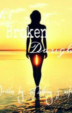 The Broken Daughter (Percy Jackson Fanfiction) by Teenage_Writer_Queen