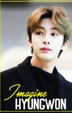 IMAGINE HYUNGWON by seara_sangheera