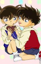 (Shinichi/ConanXKaitou)Thám tử nhí!Em sẽ là của anh by KatoriSakuracute