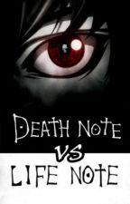 Jestem w świecie Death Note /Life Note Vs Death Note/ LxOC (Przepisane) by animelov333