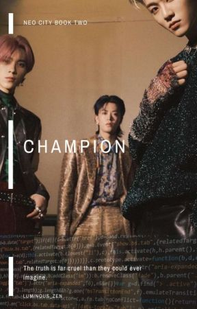 CHAMPION   NCT #wattys2019 by luminous_zen
