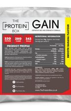 Get Precise Blend of High Quality Proteins with Best Gain Weight Protein Powder by theproteinbox