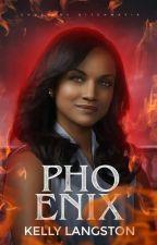 Phoenix 。 Bruce Banner by pepperronys