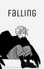 falling: hawks x reader (under editing) by koeshiji