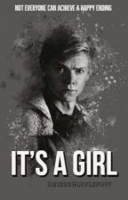 It's A Girl ▪ Newt |BEING REWRITTEN| by UniqueHufflepuff
