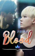 Purple Blood | Sope FF | by My_HearTae
