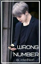 WRONG NUMBER // p.jm by fakeRealitae