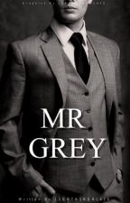Mr Grey by L1GHTN1NGBL4ZE