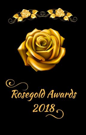 The Rosegold Awards by Rosegold_Committee1