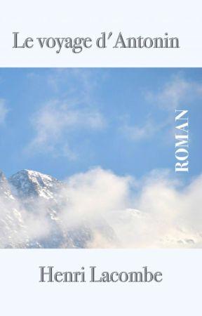 Le voyage d'Antonin by user58377338