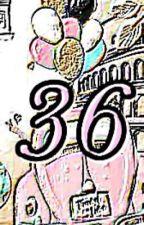 36//A Peter Parker Fan fiction// by ReyloIsRealLife