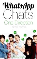 WhatsApp Chats [One Direction and Friends] by PandaPond