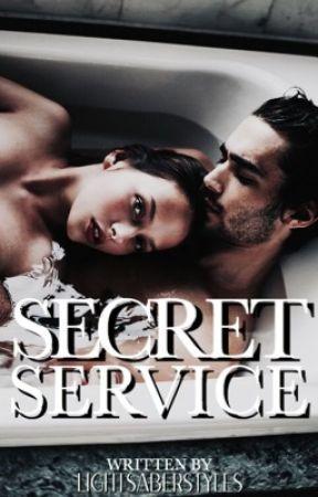 Secret Service » [Mature]  by lightsaberstyles
