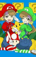 The Mushroom Kingdom! (Mario Genderswap) by __Just-Natsuki__
