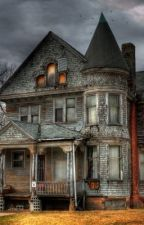 The haunted house by 77rose77