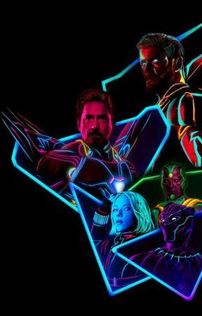 Infinity War as *rARE* Vines by -spacekid-