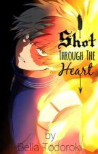 Shot Through The Heart   (Shoto Todoroki x Reader) by kaorimiyazono11