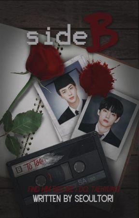 side b | BTS ✓ Horror AU by seoultori