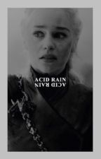 acid rain, thor odinson. by hollvnds