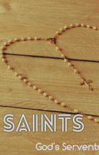 Saints by GwenSed