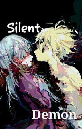 Silent Demon by Melizabeth32