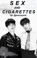Signatures and Cigarettes || ksj  by hosunseok