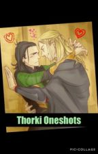Thorki Oneshots by patriotgirl16