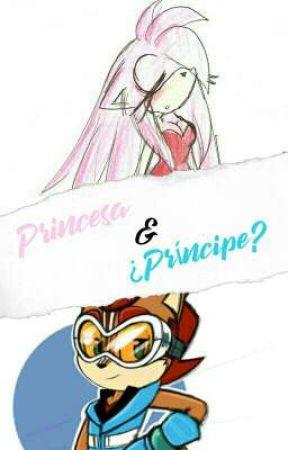 Princesa y ¿Príncipe? by HikiOkami