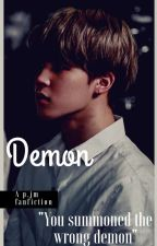 Demon 彡 p.jm by hackedalsohated