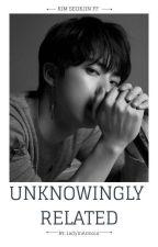 Unknowingly Related | K.SJ by Lianna_AK