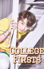College Firsts ➳ Jungkook ff by KarrotKake42