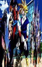 Los héroes Son by Josuke-Joestar