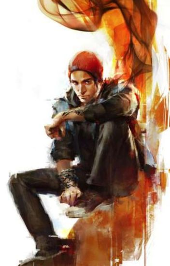 Smoking Roses (Abused and Neglected Delsin Rowe/Ruby Rose x RWBY