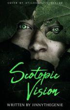 Scotopic Vision ➸ Sherlock Holmes by JinnytheGenie