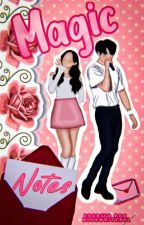 Magic Notes [JEON JUNGKOOK] by YalimarYanez