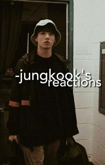 -Jungkook's reactions