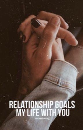 Relationship goals by manimag