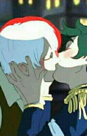 Bakugou X Reader Fluff Kiss