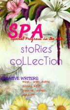 SPA STORIES COLLECTION (OneShot) by mega_erah
