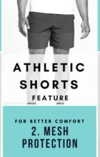 Do You Know 3 Athletic Shorts Feature That Makes A Difference To Your Workout! by gymclothing