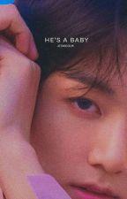 ❝ He's A Baby! ❞ ✨ jjk x reader by kookosaur